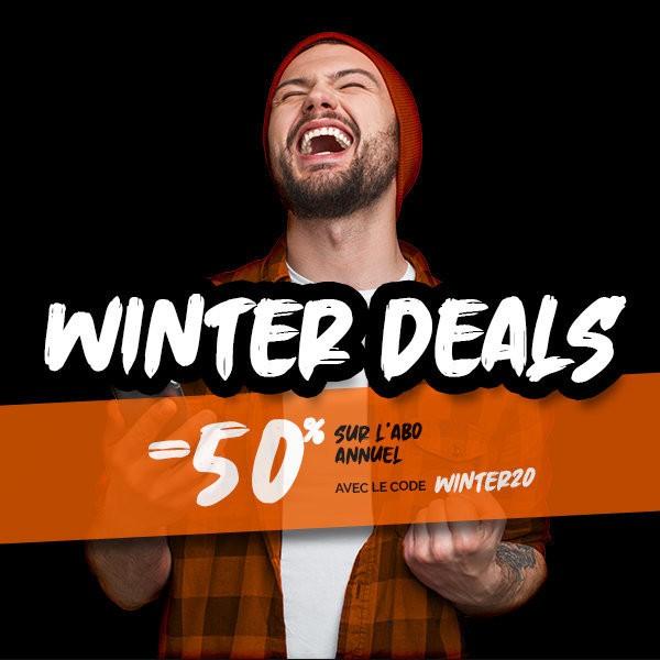 Elephorm Winter Deals