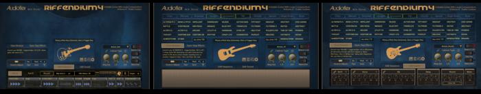 Audiofier Riffendium Volume 4: Trailer Guitars : riffendium4-GUI