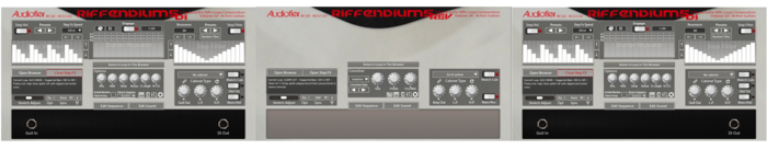 Audiofier Riffendium Volume 5: Action Guitars : riff5-3-guis2