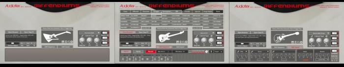 Audiofier Riffendium Volume 5: Action Guitars : riff5-3-guis