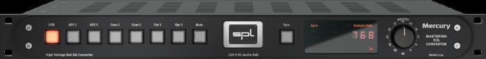 SPL Mercury : Mercury_front_black_USB_768