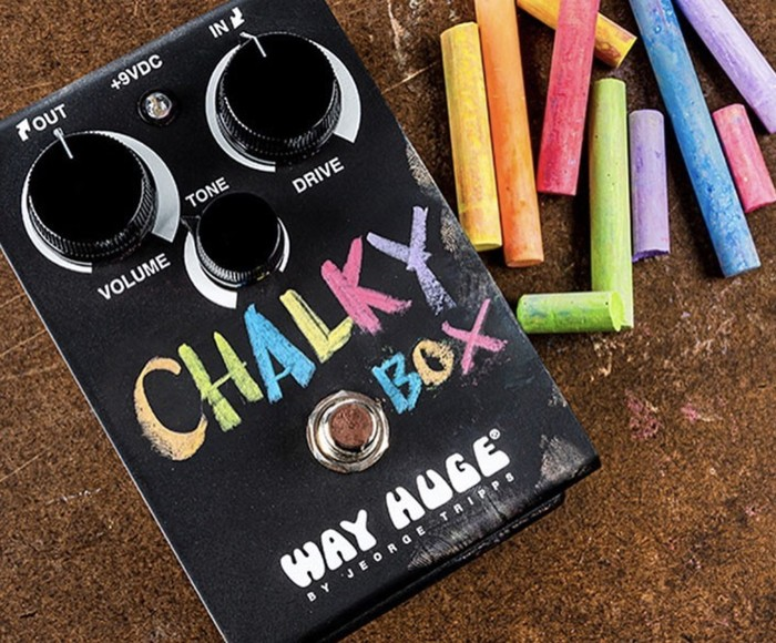 chalkybox