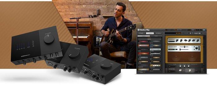 NI Komplete Audio Guitar Rig Offer