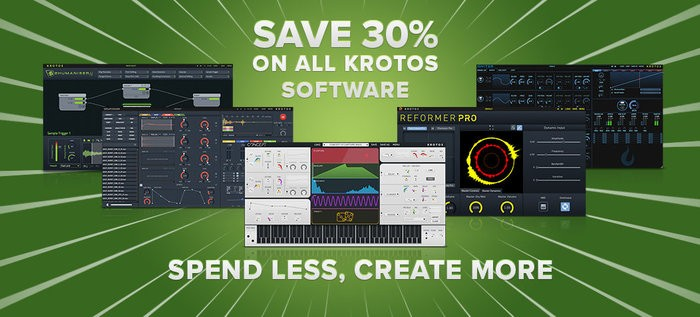 Krotos 2020-March-Sale
