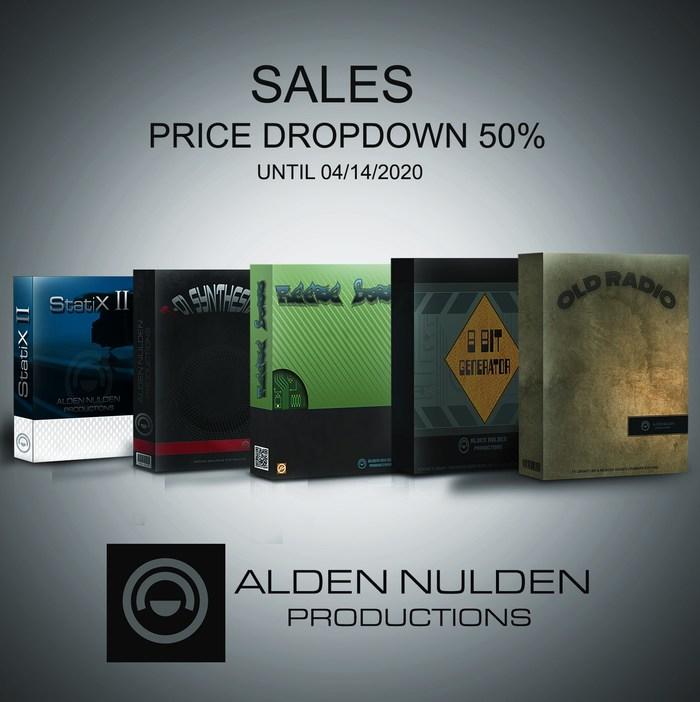 Alden Sale