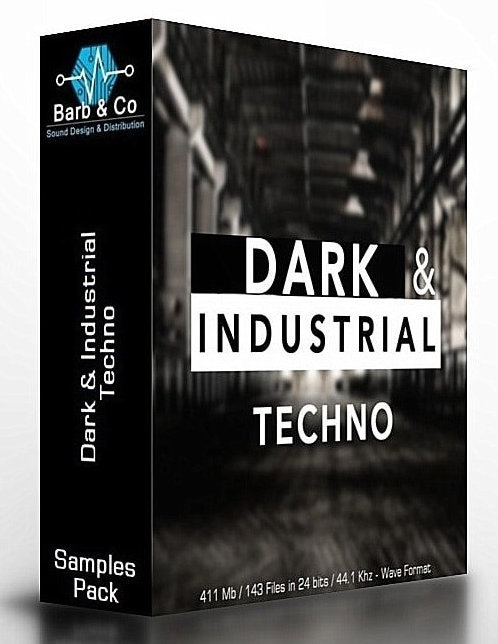 Dark Industrial Techno Box