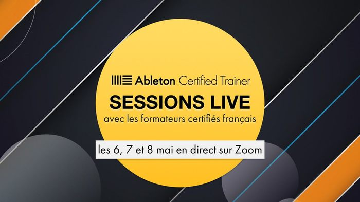 Ableton Live France Zoom