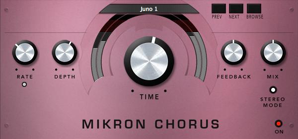 112db Mikron Chorus : Mikron Chorus