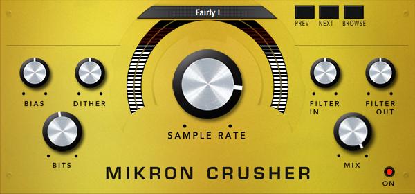112db Mikron Crusher : Mikron Crush'er