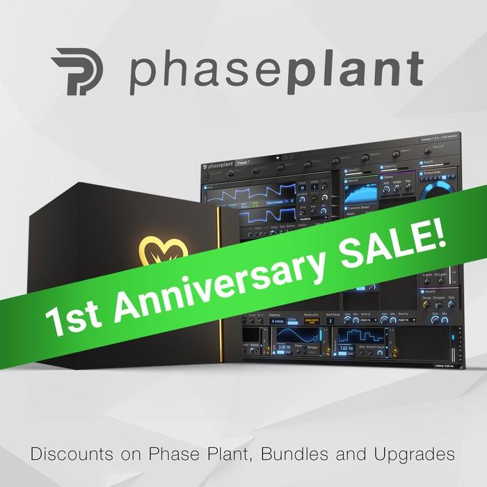 Phase Plant Sale