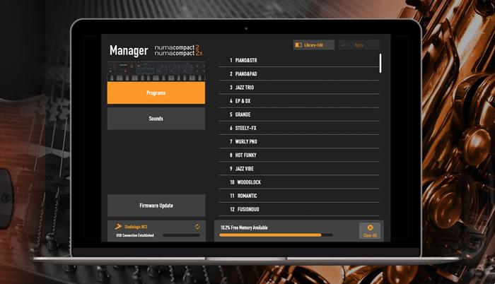 Numa Compact Manager