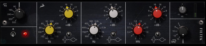 Antelope Audio Filtek MK3 : Filtek
