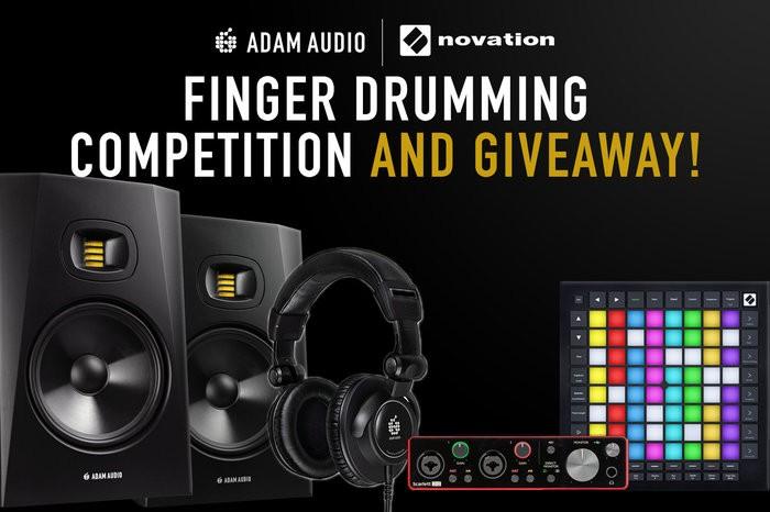 Adam Audio FG Contest