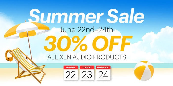 XLN Summer Sale