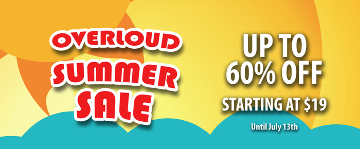 Overloud Summer Sale 20