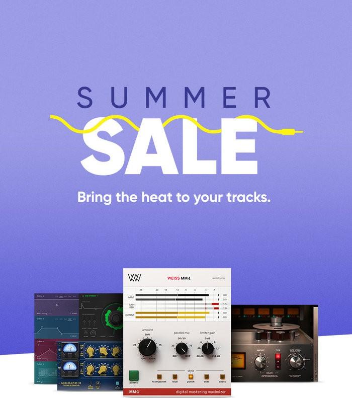 Softube Summer Sale 20