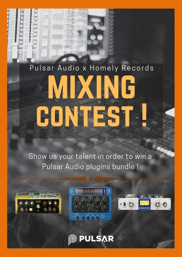 Pulsar Homely Records Contest