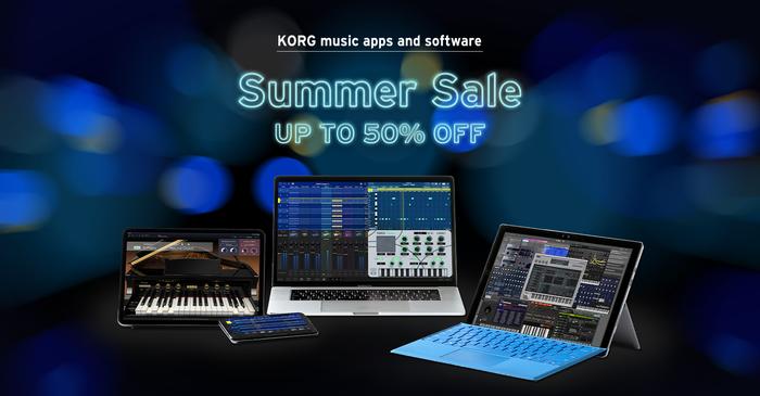 Korg Summer Sale 20