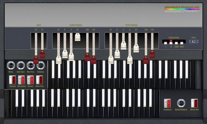 The Undercult organ VSTi Freeware