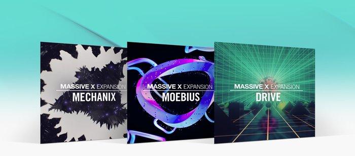 Massive X Mechanix Moebius Drive