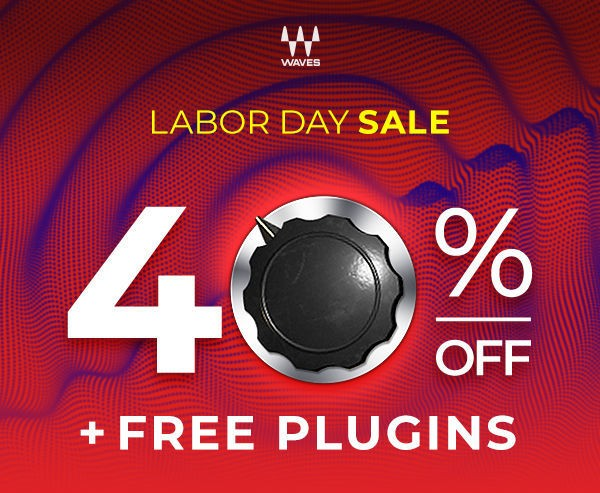 Waves Labor Day Sale 20