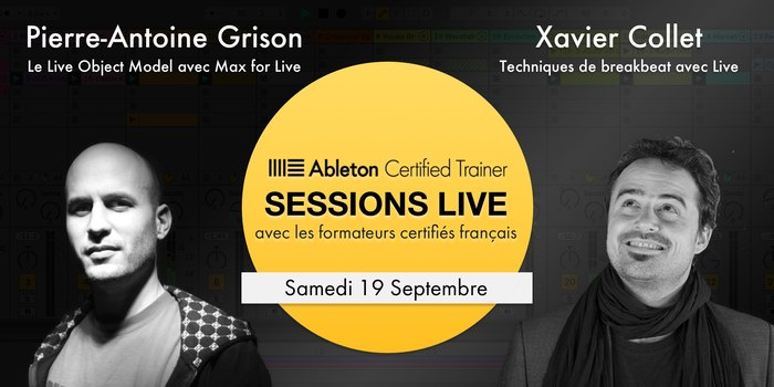 Ableton Session 19 septembre