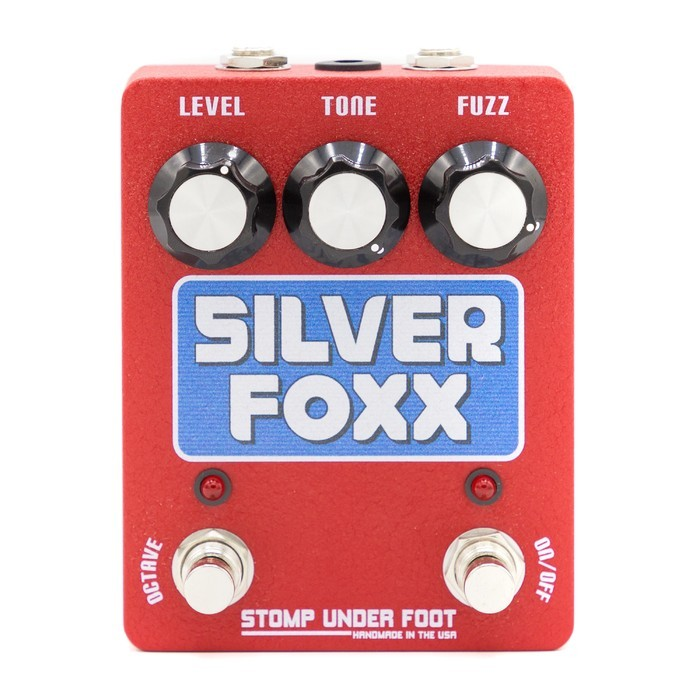 Silver-Foxx