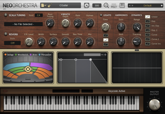 Cadenza Guitars GUI