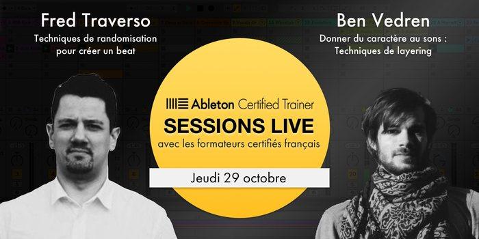 Ableton Live Masterclass 29-10