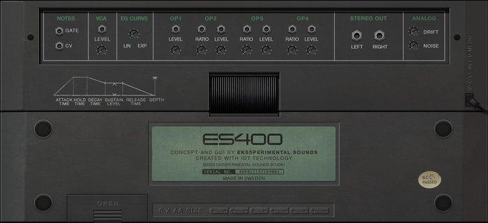 Es400 rear