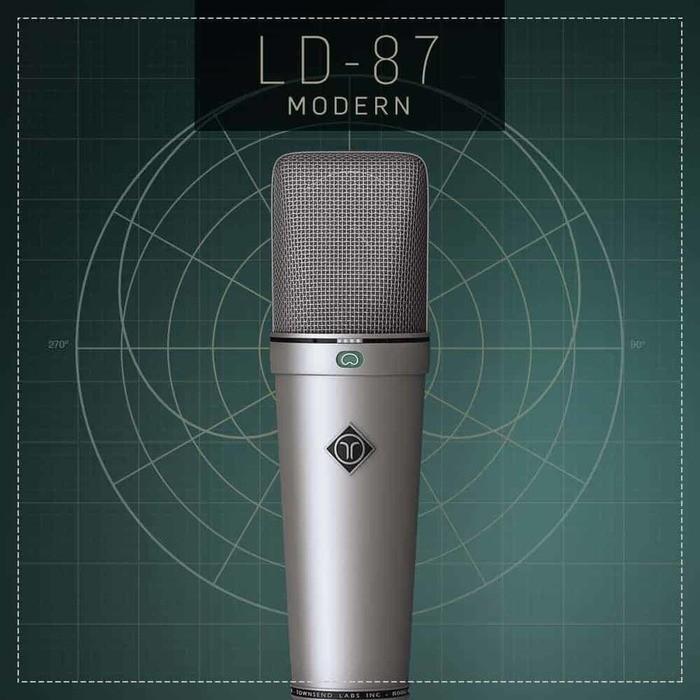 Townsend Labs Sphere L22 : TL-Sphere-1dot5-MicPanel-LD-87-Modern