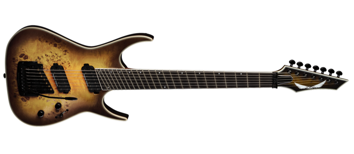 EXILE SELECT 7 STRING MULTISCALE KAHLER