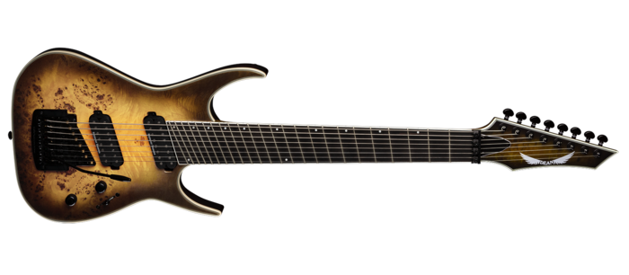 EXILE SELECT 8 STRING MULTISCALE KAHLER