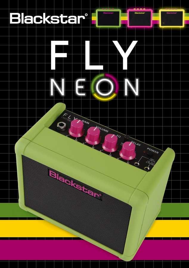 blackstar fly neon