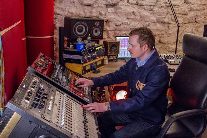 Studio & Home Studio : FerberStudios-48