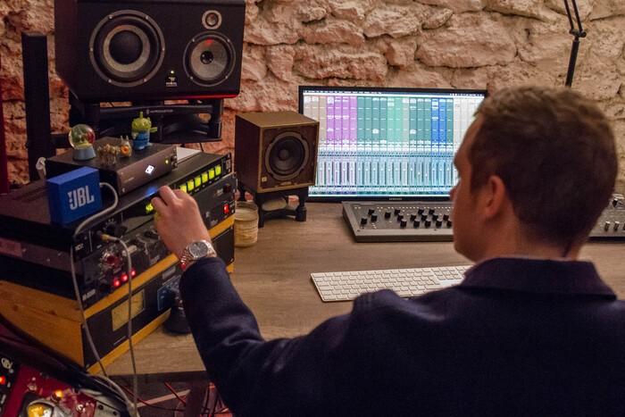 Studio & Home Studio : FerberStudios-56