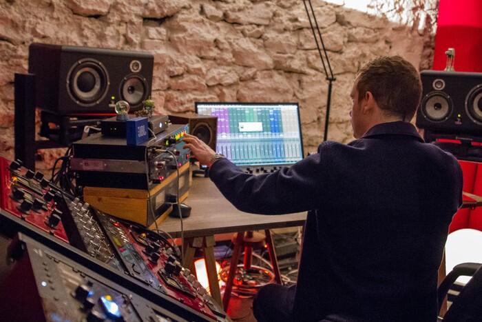 Studio & Home Studio : FerberStudios-58