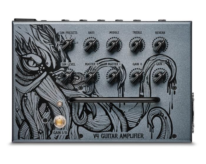 V4 The Kraken Guitar Amp