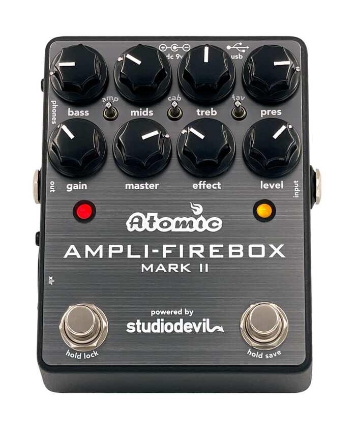 Ampli-Firebox Mark II