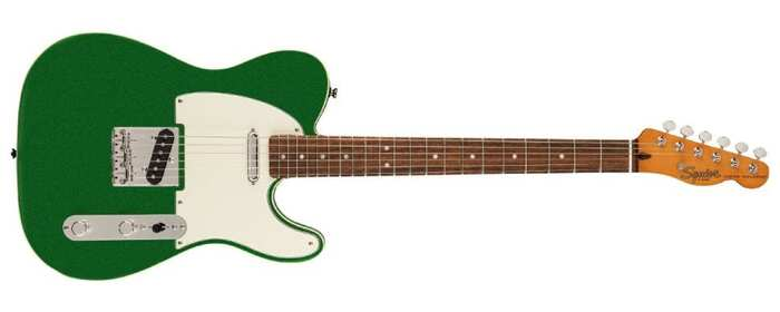 Classic Vibe 60s Custom Tele Candy Apple Green