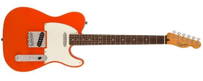 Classic Vibe 60s Custom Tele Candy Tangerine