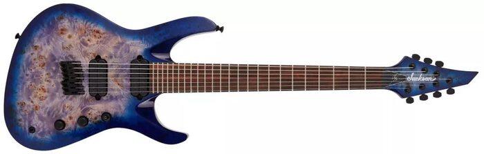 Chris Broderick 7-String hardtail