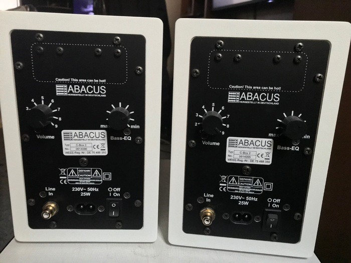Abacus C-Box 2 (60011)