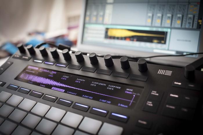 Ableton Push 2 image (#1545537) - Audiofanzine
