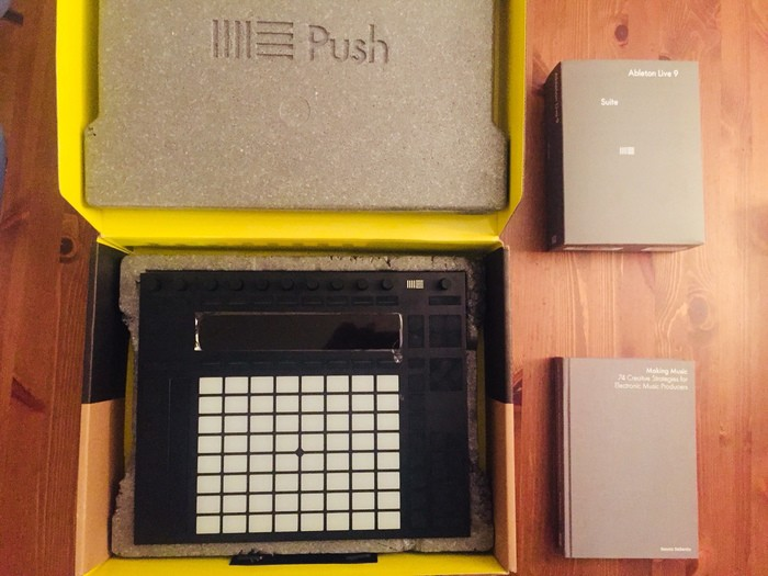 Ableton Push 2 (8643)