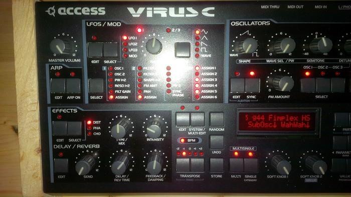 Access Music Virus C (72994)
