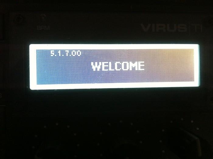 Access Music Virus TI Desktop (5026)