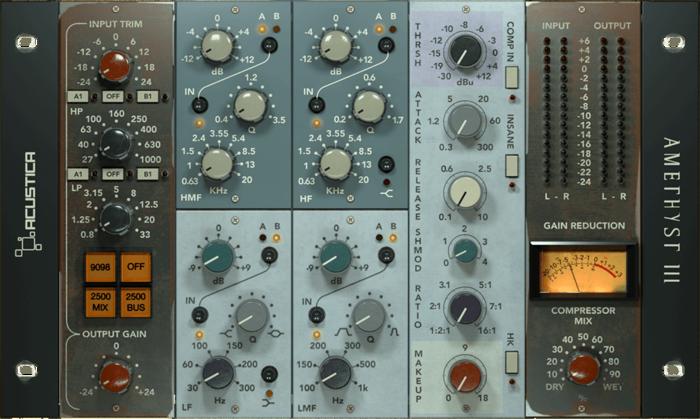 Acustica Audio Amethyst (71065)