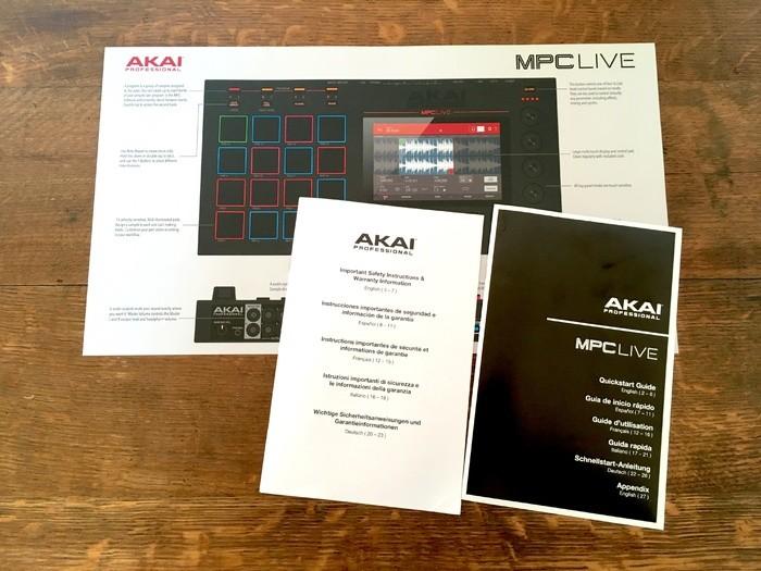 Akai MPC Live (27106)