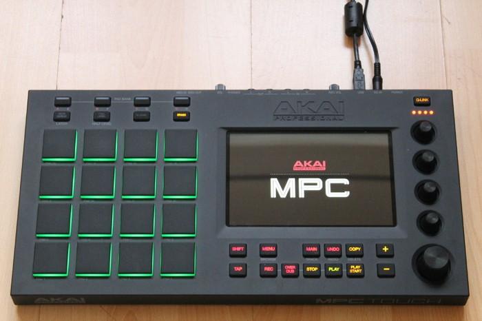 Akai MPC Touch (47517)